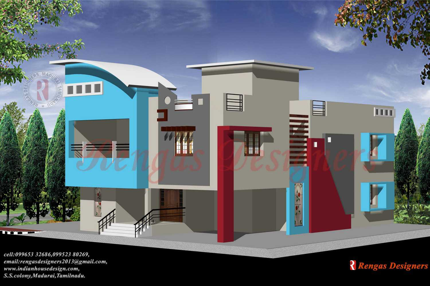 Indian House Design Latest Designs Home Building Plans