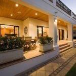 Indoor Outdoor Living Design Verandah Decorative