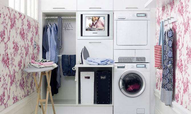 Inspired Diy Perfect Laundry Rooms Ideas Laundryroom