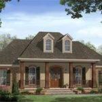 Inspired Homes Rustic Look Beautiful Garden Balck Roof Brick