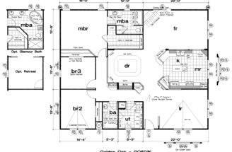 Interesting Floor Plans Ranch