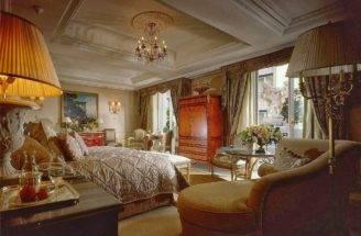 Interior Design Home Decoration Luxury Royal Bedroom