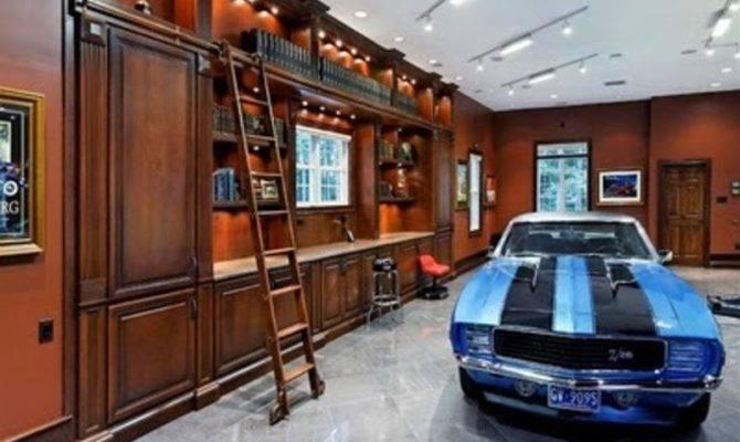 Interior Garage Designs Super Design Inpirations Car