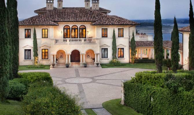 Italian Style Estate Austin Texas Sale Extravaganzi