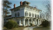Italianate House Large Porches Romantic Architectural Floor Plans