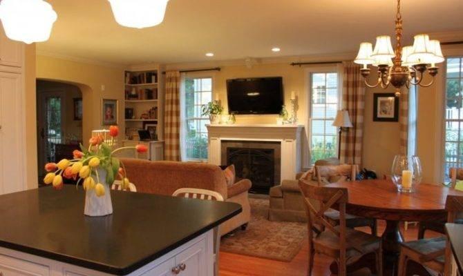 Iving Room Design Open Floor Plan Livingroomdesign