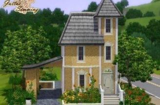 Juttaponath Tiny Victorian Starter Home
