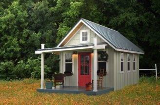 Kanga Studio Prefab Cottage Kits Rooms Backyard Office