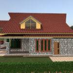 Kenani Homes House Plan Adroit Architecture