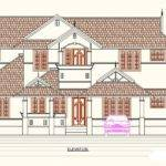 Kerala House Plan Bhk Home