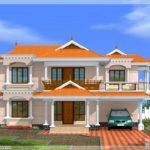 Kerala Model Bedroom Home Design Green Homes Thiruvalla