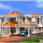 Kerala Model Home Feet House Design Plans