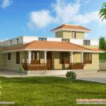 Kerala Model House Home Design Floor Plans