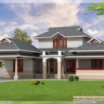 Kerala Style Dream Home Elevations House Design Plans