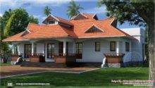 Kerala Style One Floor House Home Design Plans