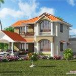 Kerala Villa House Plans Plan
