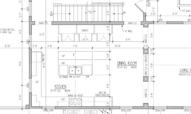 Kitchen Blueprints Best Choice Want Remodel Your