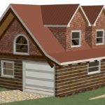 Kits Garage Studio Workshop Floor Plan
