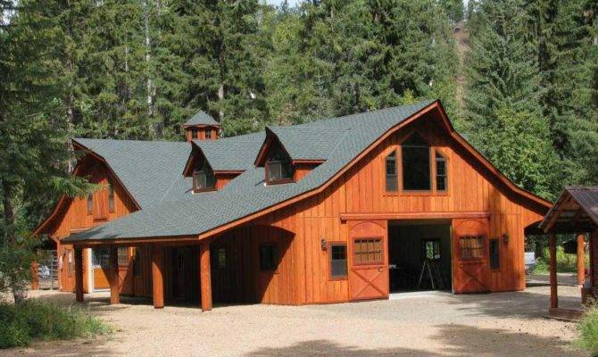 Large Barn Home Kit