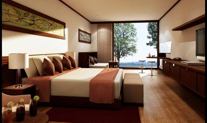 Large Bedroom Design Ideas
