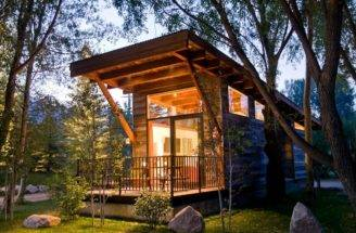 Learn More Renting Cabin Fireside Visit