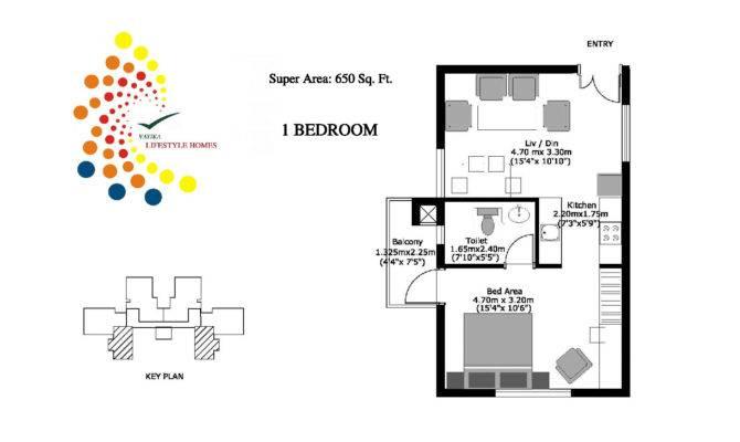 Lifestyle Homes Bhk Vatika