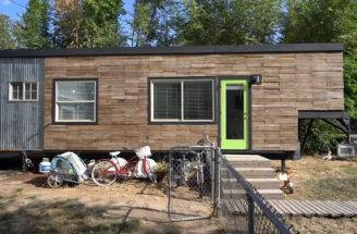 Living Tiny House Wheels