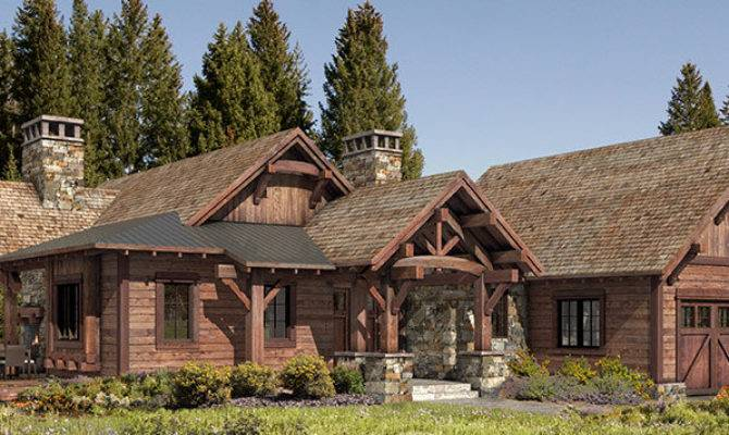 Locati Collection Whitetail Club Offers Mountain Home Plans