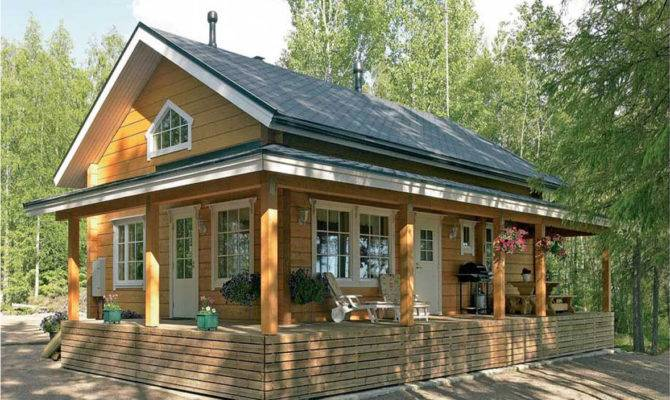 Log Cabin Homes Self Build Sale Flat Pack