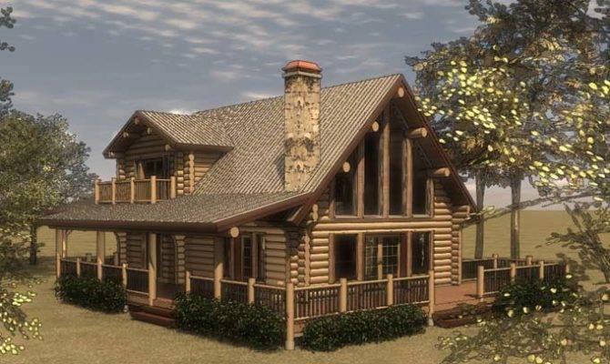 Log Cabin Plans Loft Downloadable Diy Shed