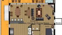 Log Couch Plans Cabin Floor Design