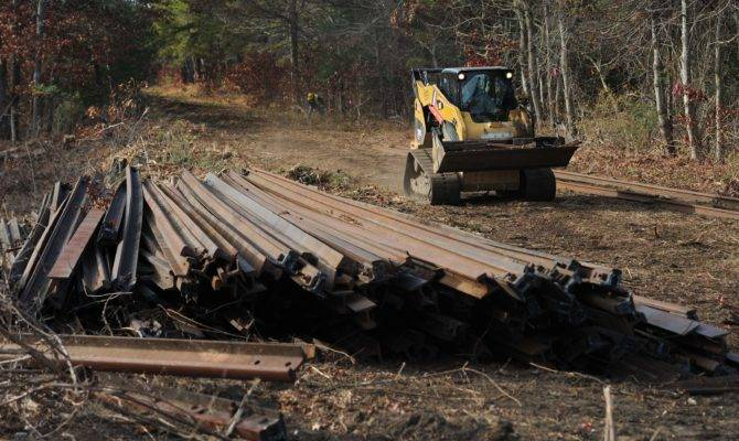 Long Awaited Cape Cod Rail Trail Extension Underway News