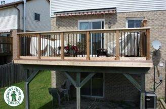 Low Maintenance Decks Northern Composite Deck