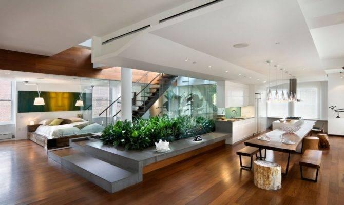 Luxury Apartment Interior Design Ideas Modern Succulent Planter