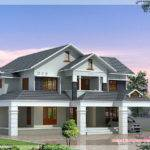 Luxury Bedroom Villa House Design Plans