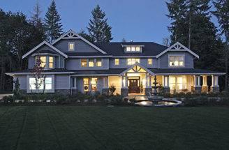 Luxury Craftsman Maverick Custom Homes