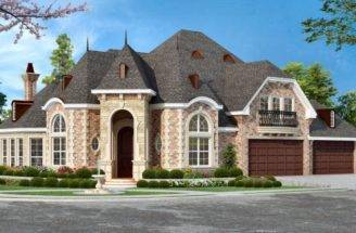 Luxury Custom Homes Plans Bee Home Plan