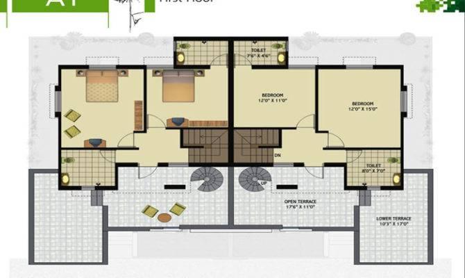 Luxury Duplex Bharuch House Plan Narayan Shrusti