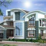 Luxury Home Design Kerala Architecture House Plans Mix