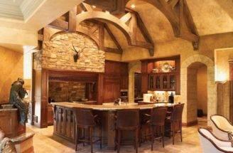 Luxury House Plan Kitchen Plans