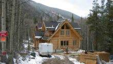 Luxury Log Home Plans Mountain House Pinterest