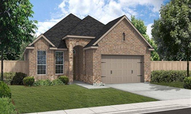 Luxury One Story Brick Homes Your New