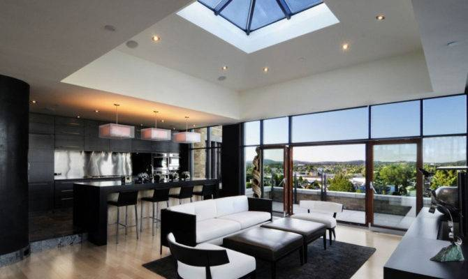 Luxury Penthouse Apartment Design