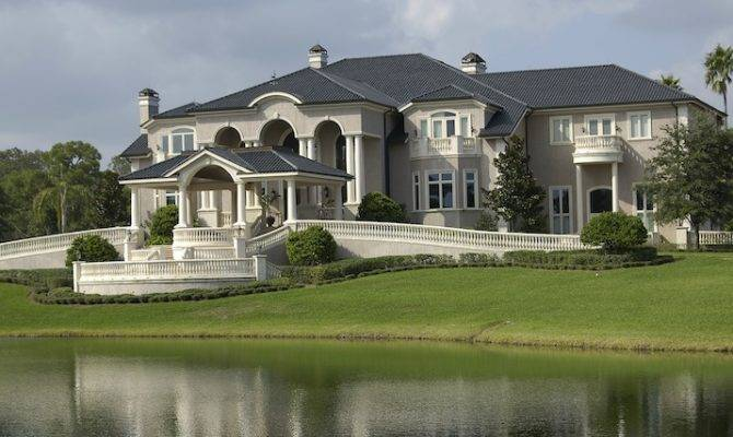 Luxury Residence Mansion Homes