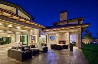 Luxury Spanish Style Hacienda Marisol Malibu Available February