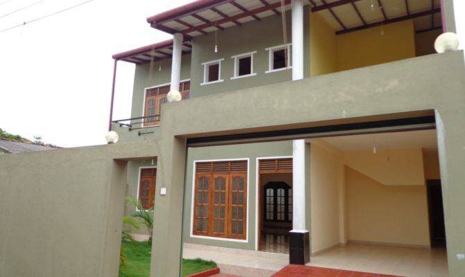 Luxury Upstairs House Sale Homagama Findaproperty