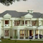 Luxury Villa Elevation Design Architecture House Plans