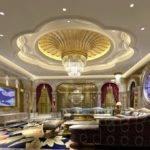 Luxury Villa Living Room Interior Design Palace Style