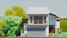 Magnolia Small Lot House Plans Custom Home Design Building