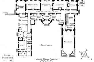 Main Floor Period Plans Pinterest Mansions Floors